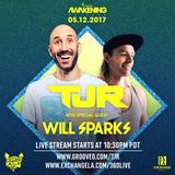 TJR - Live @ Exchange LA (Los Angeles) - 12.05.2017