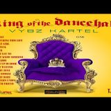 Vybz Kartel - King Of The Dancehall Mix by Twisted Family