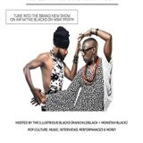 On Air w/The Blacks 1/27/16 (Featuring guests: Paris Strother of KING, Kia Labeija and Arin Maya)