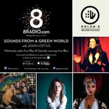 8radio.com presents the Sounds from a Green World - March 3rd
