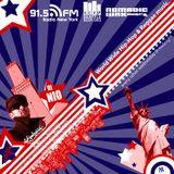 Modern Global Music Show on New York Radio #4