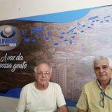 Entrevista com Nilton Tordin e Jorge de Lucca, da Secretaria da Saúde, falando sobre ações da pasta