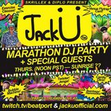 A-Trak - Live at 24 Hours of Jack U - 26-Feb-2014