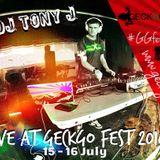 TonyJ - GeckGo Festival 2016 (Condensed Mix)