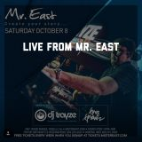 Greg Groovez Live From Mister East With DJ Trayze