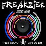 FREAKZIEK LIVE SET @ BARENDRECHT, HOLLAND by Just-4-uS  (28-04-2016)
