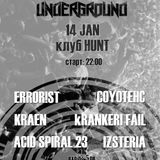 Error!st - Hunters Hardy Underground Live Mix