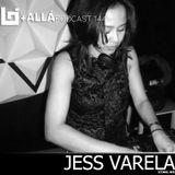 B+allá Podcast 144 Jess Varela
