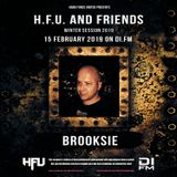 Brooksie - Hard Force United & Friends - Winter Session Feb 2019
