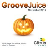 Groove Juice Pumpkin - November 2015