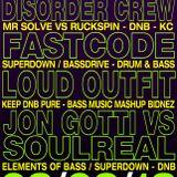 Disorder Crew - Live @ Bass & Bliss 03/02/2013