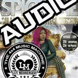 Audio Luv Messenger @ Spice show Girona 10.09.16