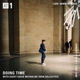 Doing Time w/ David McFarline - 14th January 2018