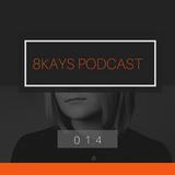 8KAYS – PODCAST 014 @ Radio Intense