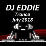 Dj Eddie Trance Mix July 2018