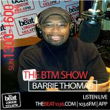 NEW SHOW @TheBTMClub with #BarrieThomas 01.10.17 1PM - 4PM [GMT]