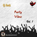 Dj Redz - Party Vibes Vol. I