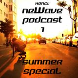 neWave podcast: summer special (#000)