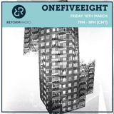 OneFiveEight 10th March 2017