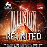 25/01/2014 A-TOM-X @Illusion Re:United, La Rocca Lier