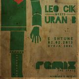 LeoCiko meets UranB