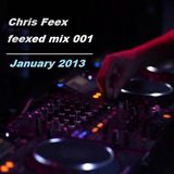 Feexed Mix episode #001 (January 2013)