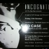 Inognito Sessions - Old Skool Garage/Bassline/4x4/Fourtodafloor, Mixed by Craig Da-mor