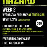 """HAZARD"" Part 2 - Subtronik's Mix"