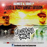 AAMES & JANO P - LIQUID & JAZZY SUNSET SESSION 02.07.2016
