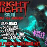 DJ Darktrace Live on Frightnight Radio 04.01.19