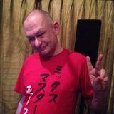Mixmaster Morris @  Compufunk Osaka (soundcheck)