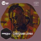 High Way Session la Dance FM Romania - Christian Lepah - August