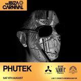 Phutek Live from Ibiza Carnival 2016