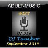 DJ Taucher - Adult Music On DI 056 (September 2014)