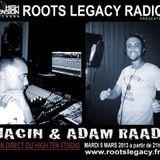Jacin - Roots Legacy Radio