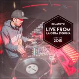 DJ Massivo - En vivo La Otra Esquina ( Noviembre 2015)