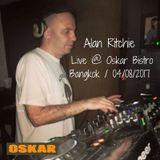 Alan Ritchie Live @ Oskar Bistro Bangkok