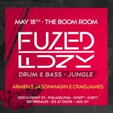 Fuzed Funk May 2019 Promo Mix