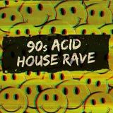 """90's Rave & House """"White Label Underground Old Skool Dance Classic's"""""""