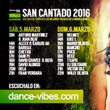 DJ Txapu @ San Cantado 2016