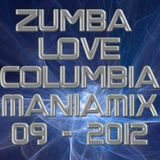 Zumba Love - The columbia mania Dance Mix