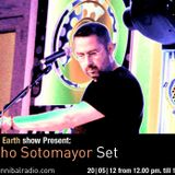 Nacho Sotomayor on Chilling Earth show