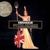 Fantazia British Anthems Allister Whitehead 1997