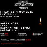 Watch The Beat @ Platinium Club 22/07/2016