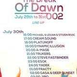 "JIRO-GUEST MIX FOR ""THE BREAK OF DAWN 002"" @ PURE FM (30-07-16)"