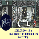 Beatinspector warm-up for Soul On Top @ Telep Budapest - 2013.05.30.