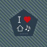I love house music - [volume one]