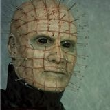 Paul T. Taylor who plays Pinhead in the new Hellraiser: Judgment. 10-5-17