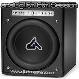 Anal0g Ich 6th Session - DJ Brian Asher - (Tech House) 2011
