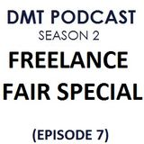 DMT S2 E7: Everything you need to know about Freelancing (Freelancers Fair Panel)